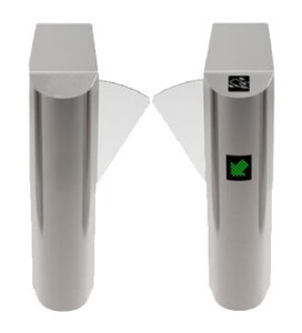 Flap Barrier Turnstile FB1000