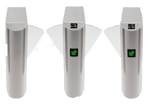 Flap Barrier Turnstile FB 1200