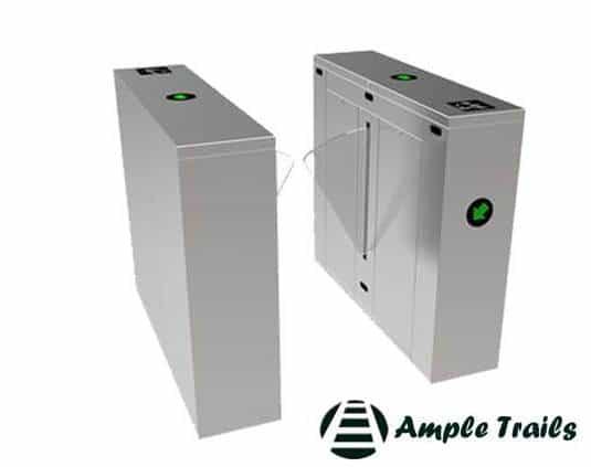 Flap Barriers Suppliers India eSSL FB-TL-119
