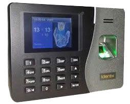 Biometrics Time And Attendance K20