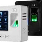 Biometrics T and A +Access Control SF100