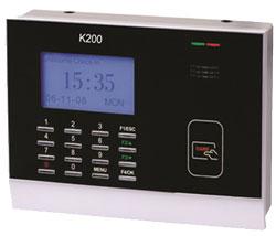 Biometrics Time and Attendance K200