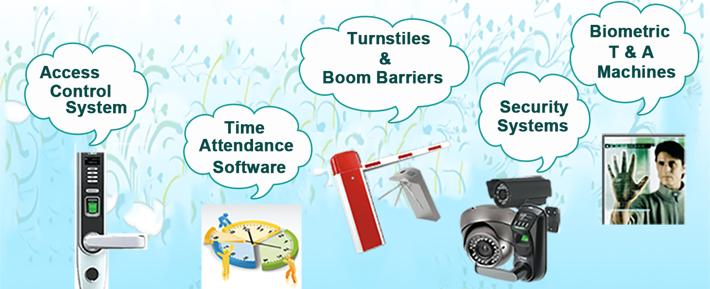 Biometric Attendance Systems Access Control System