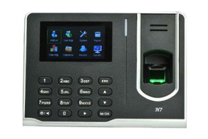 Biometric Time Attendance Machine H7