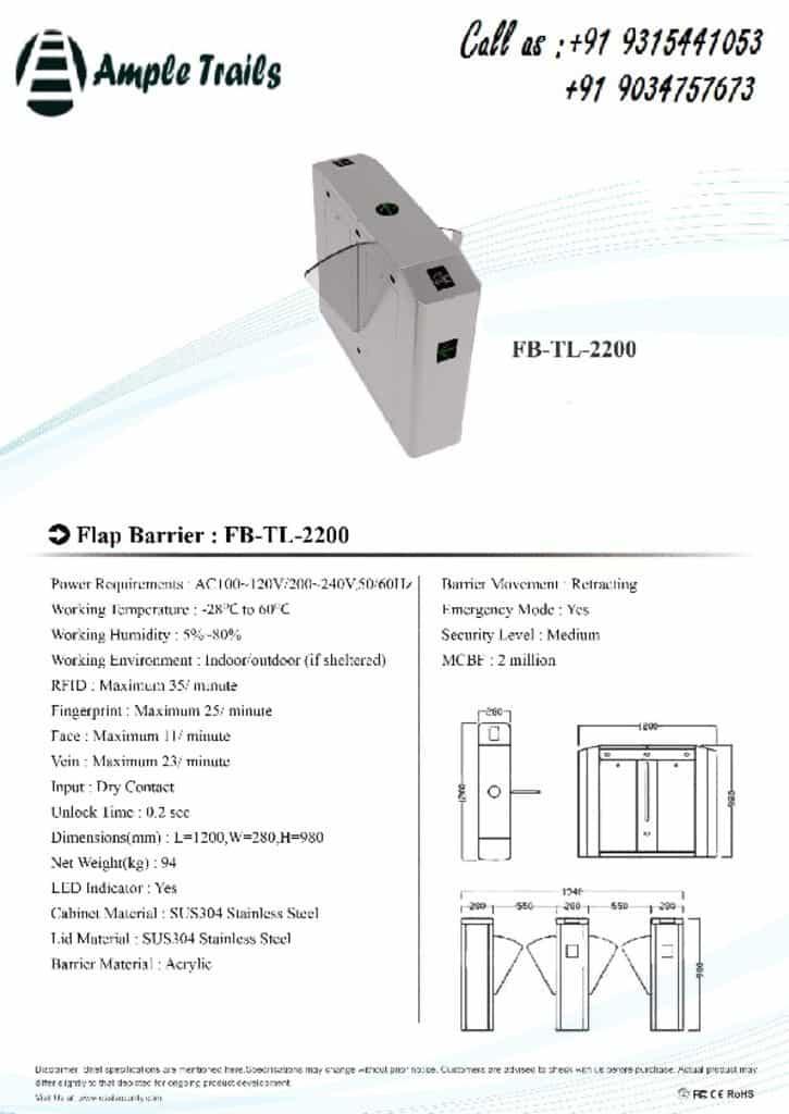 thumbnail of FB-TL-2200