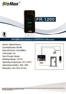 thumbnail of FR1200 – Biomax