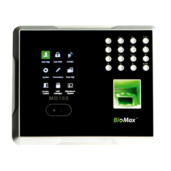 mb 160 - Biomax Biometric